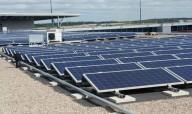 В аэропорту Хельсинки появилась солнечная электростанция
