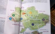 В Германии издали актуальный путеводитель по Украине