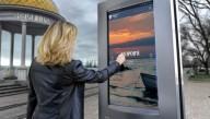 В Бердянске появятся информационные киоски для туристов