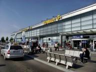 Стоянка у терминала F в аэропорту Борисполь стала дороже