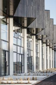 В Копенгагене построили жилые дома из вторичного сырья