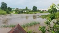 В Тернопольской области из-за ливней затопило село