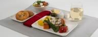 Мировые авиаперевозчики с самой вкусной едой на борту