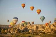В Каппадокии проведут фестиваль воздушных шаров