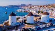 Греческий Миконос набирает огромную популярность