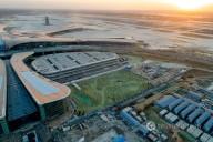 В Китае построили самый большой аэропорт в мире