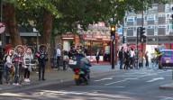 Лондонские автобусы станут внимательней к велосипедистам