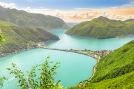 Самым красивым озером в мире назвали Комо