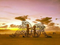 Украинцы готовят инсталляцию для фестиваля Burning man