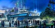 Disney откроет отель в виде космического корабля