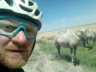 Велосипедист из Мариуполя посетил 17 стран Средней Азии