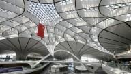 В Пекине открылся крупнейший в мире аэропорт