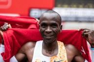 Бегун из Кении поставил исторический рекорд