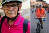 73-летний украинец на велосипеде добрался до Африки