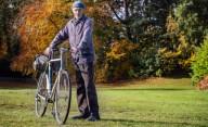 82-летний британец проехал на велосипеде миллион миль