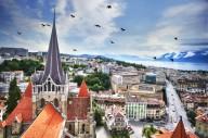 Город Лозанна признанлучшим маленьким городом мира
