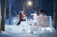 В Японии предлагают посетить ледяной город Томаму