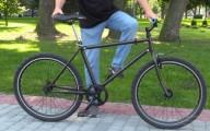 Складной велосипед Folbike - новая версия