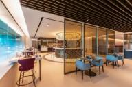Qatar Airways открыла премиум-зал в аэропорту Сингапура