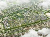 В Утрехте строят район без машин