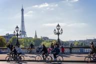Европейские города станут более «велосипедными»