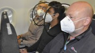 Новое изобретение для защиты от вирусов в салоне самолета