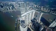 На небоскребе в Китае открыли стеклянную палубу
