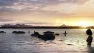 В Исландии появится геотермальная лагуна с видом на океан