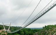 В Португалии откроется длинный подвесной пешеходный мост