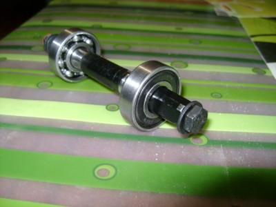 Переделка педального узла