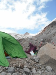 История одного дня. Восхождение на Казбек, 5047 м.