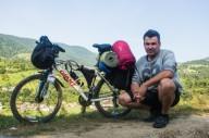 На велосипеде по Карпатам