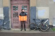 Захисний вело одяг від Українського виробника