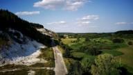 Меловые горы волчанский р-н. Заброшенный аэродром