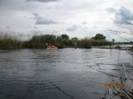 Сплав по річці Сіверський Донець червень 2021
