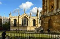 Фотографии и описние Оксфорда.