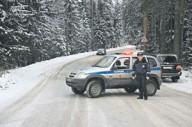 Разбойники с большой дороги на трассе Москва-Челябинск