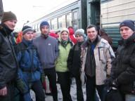Зимняя тренировка на Эльбрусе