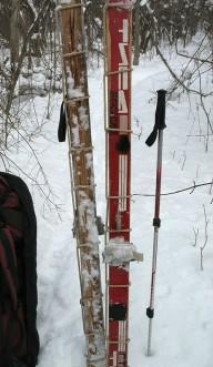 По Крыму на лыжах