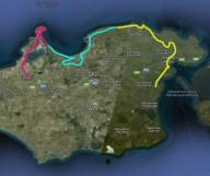 Казантип-Керчь на велосипеде - 3 дня в мае