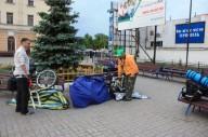 Велопоход по западной Украине