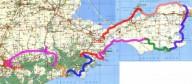 Цветущий Крым 2012 (вело, май-июнь)