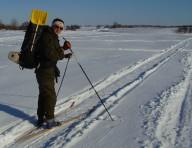 Лыжный поход 29-30 марта 2013