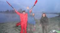 Вводный водный поход Гинеевка-Савинцы 2013