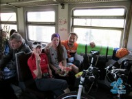 Велопоход Тополи - Изюм, 01-05.05.13