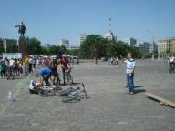 Велодень 2013, отчет Васильева Ю.К. по велофигурке