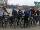 Харьковчане посвятили велопоход по Слобожанщине  Кобзарю