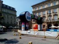 Закулисье гонки Tour De Pologne-2015