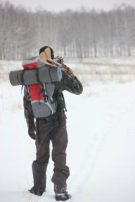 Одиночные походы по Тайге (поход выходного дня)
