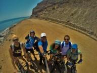Велопокатушки вдоль моря в Египте - ДАХАБ [Видео]